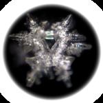 Wasserkristall-Lichtessenz-Aurareinigung