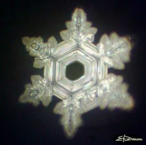 Wasserkristall Lourdes