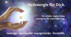 geistige Fernhilfe